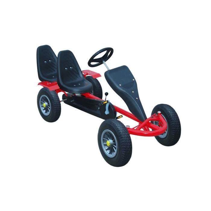 go kart voiture p dale 2 places 0102007 achat vente quad kart buggy go kart voiture. Black Bedroom Furniture Sets. Home Design Ideas