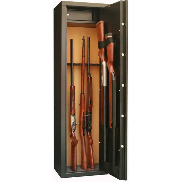 Armoire Forte Sentinel Sd10 10 Armes Bronze Achat Vente Armoire A Fusil Armoire Forte Sentinel Sd1 Cdiscount