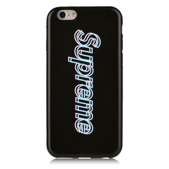 coque iphone 7 antichoc silicone