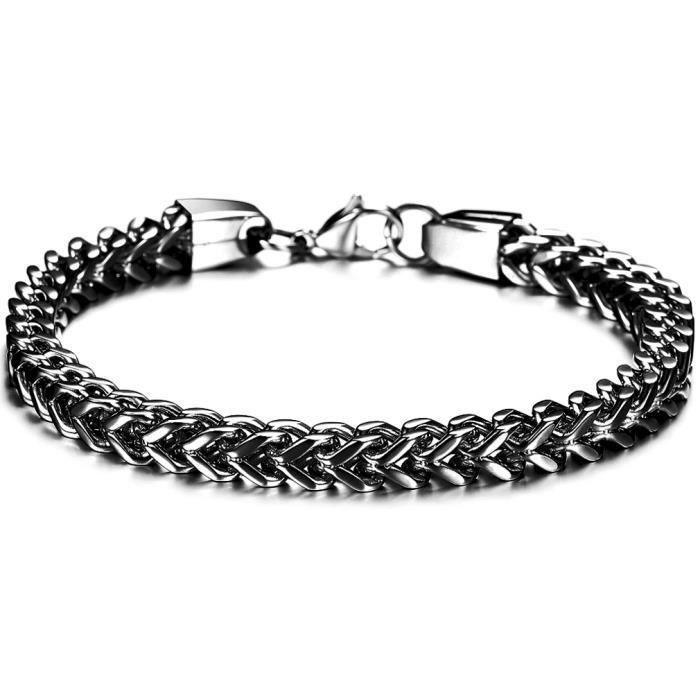 bracelet femme biker