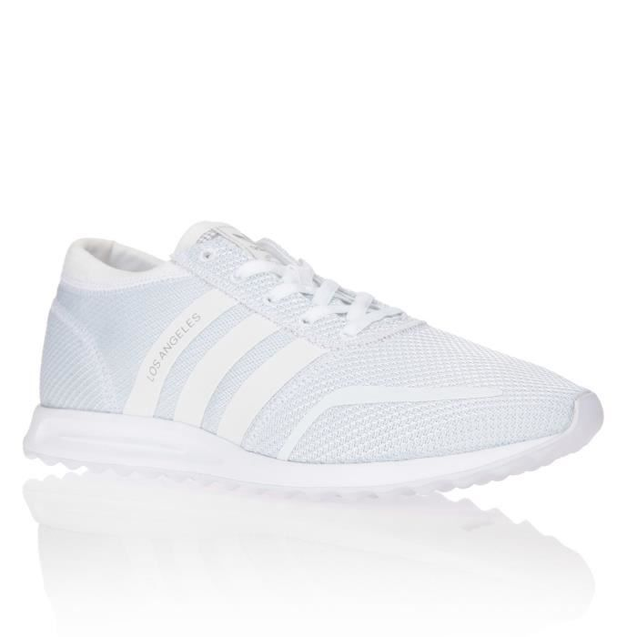 Angeles Originals Chaussures Gris Baskets Clair Adidas Homme Los zGpjSLqMUV