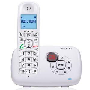 Téléphone fixe Alcatel XL385 Voice Blanc