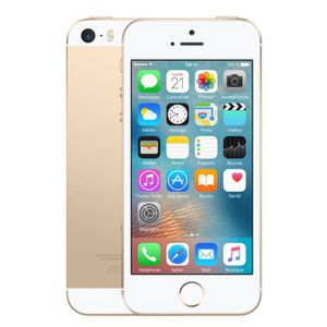 SMARTPHONE IPHONE SE 32GB OR