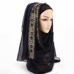 ECHARPE - FOULARD Noir modèles dames perle dentelle foulard vente us