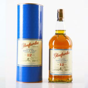WHISKY BOURBON SCOTCH Spiritueux - Whisky Glenfarclas 12 ans