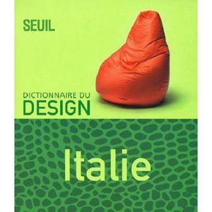 LIVRE ARTS DÉCORATIFS Dictionnaire Du Design