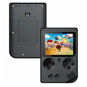 JEU CONSOLE RÉTRO SHA 2PCS Retro Mini console de jeux vidéo portable