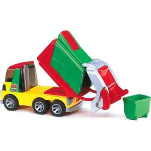 VOITURE - CAMION BRUDER - Camion poubelle ROADMAX - 45 cm