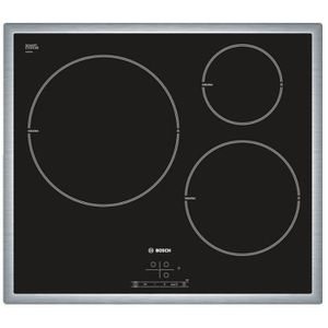 PLAQUE INDUCTION Table de cuisson induction BOSCH PIL645B18E 3 foye