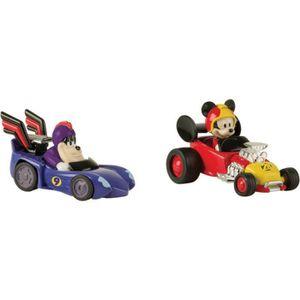 Bullyland 15459-Disney /'s Roadster Racers-Voiture de course avec MICKY environ 10 cm