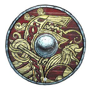 ACCESSOIRE DÉGUISEMENT LIONTOUCH Bouclier Viking