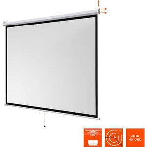 ECRAN DE PROJECTION Ecran de projection manuel ivolum 240 x 240 cm | F