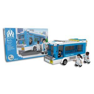 ASSEMBLAGE CONSTRUCTION MEGABLEU NANOSTAR Bus à construire Olympique de Ma