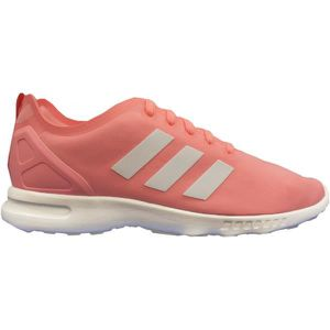 BASKET adidas originals ZX FLUX SMOOTH FEMME ROSE ...