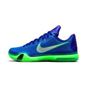 BASKET Nike Men's Kobe X Low Basketball Sneakers Shoes KV