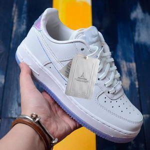 Air force 1 blanc