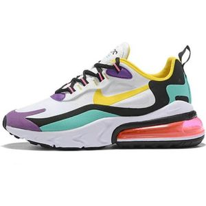 air max 270 react noir et rose