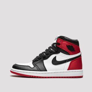 Air jordan blanc rouge et noir - Cdiscount