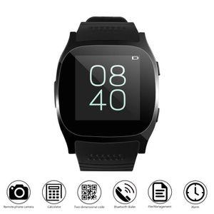 MONTRE CONNECTÉE T8 Montre intelligente Smart Bluetooth Watch Phone