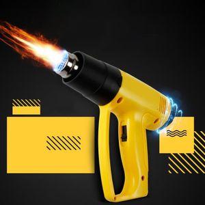 FER - POSTE A SOUDER Decapeur thermique pistolet thermique 2000W 220V