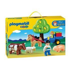UNIVERS MINIATURE Playmobil - 6620 - Jeu de construction - Enfants /