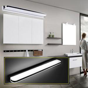 APPLIQUE  TEMPSA 42cm 7W Lampe LED Miroir Murale Anti-buée E