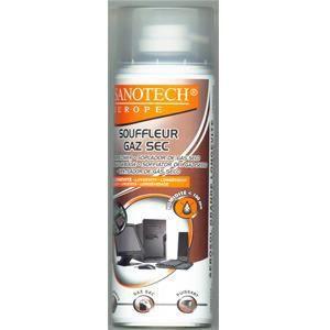 NETTOYAGE - ENTRETIEN VSHOP® Aérosol air sec nettoyant matériel informat