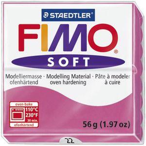 KIT MODELAGE STAEDTLER Pâte à modeler à cuire Fimo Soft bloc 56