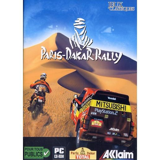 paris dakar rally jeu pc achat vente jeu pc paris dakar rally pc cdiscount. Black Bedroom Furniture Sets. Home Design Ideas