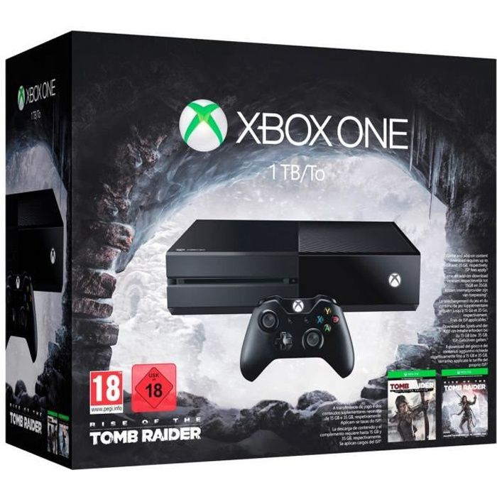 jeux pc video console consoles xbox one  to rise of the tomb raider rai f