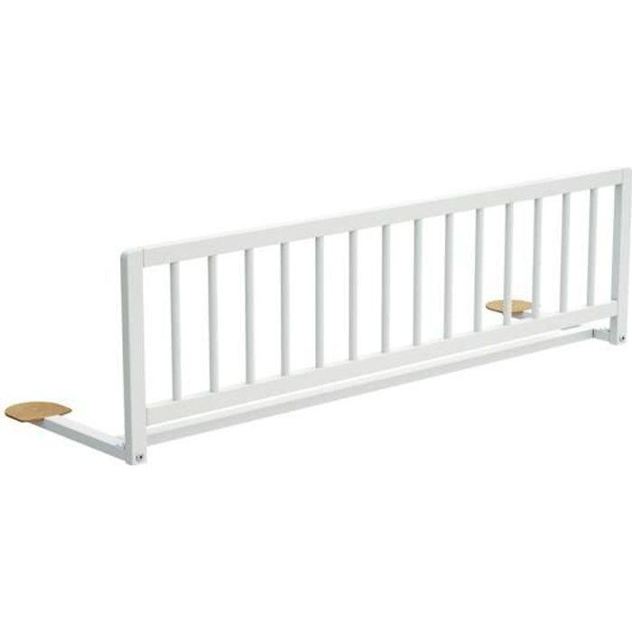 AT4 - Barrière de lit ESSENTIEL - Blanc