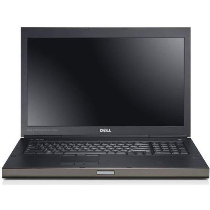 Pc portable Dell M6800 - i7-4930MX -16Go - 240Go SSD - W10