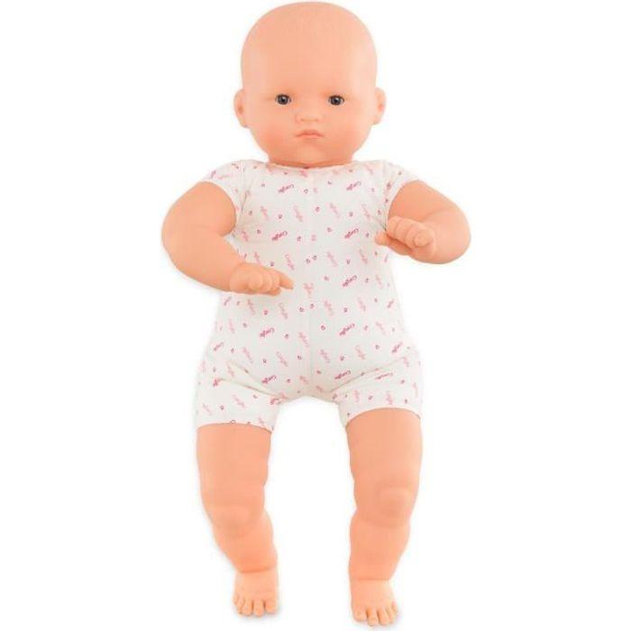 COROLLE - Mon grand poupon Corolle - Bébé chéri à habiller