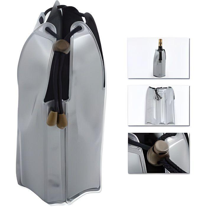 Rafraichisseur de bouteille de champagne