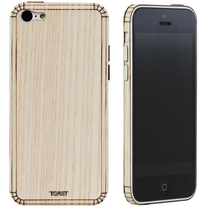 TOAST Coque de protection pour Iphone 5C - Cendre