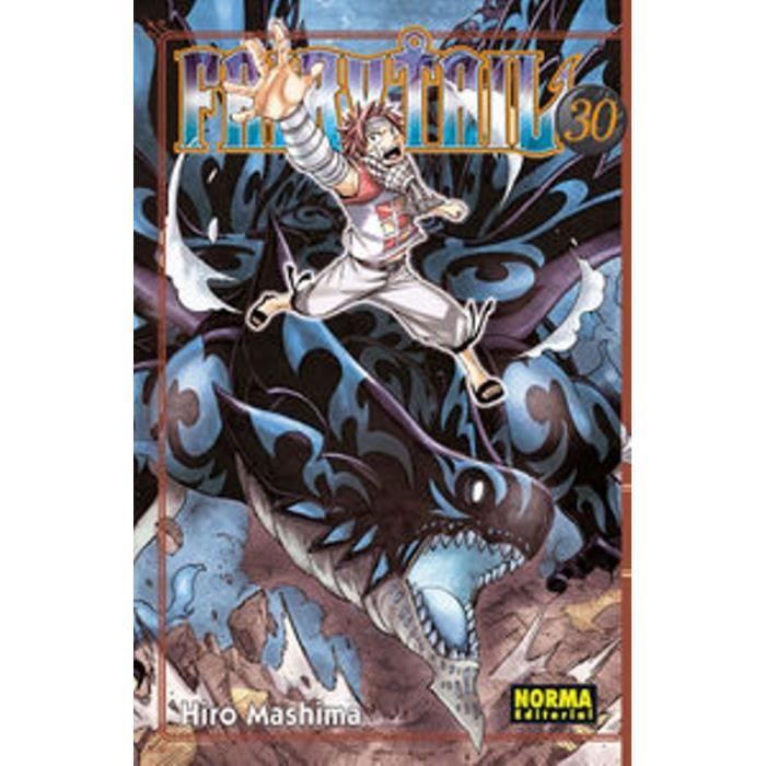 Livre Manga Fairy Tail