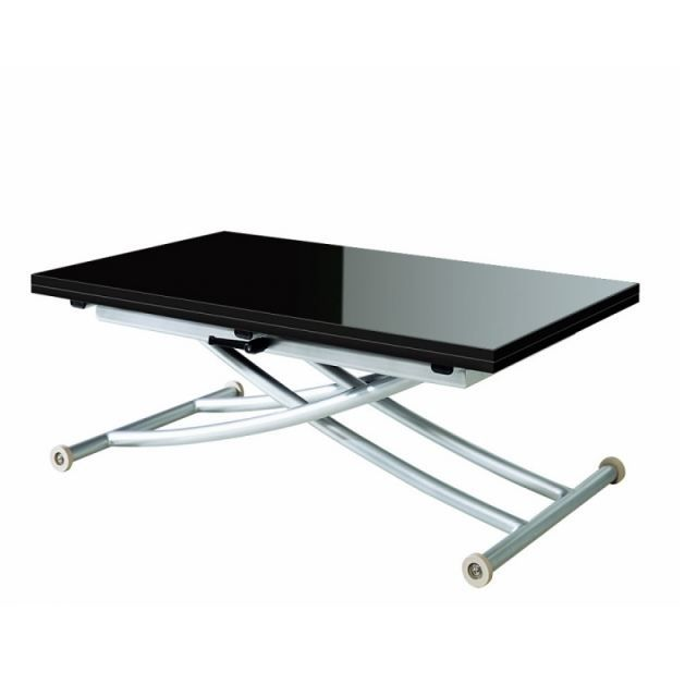 Table transformable en table basse - Table basse transformable en table haute ...