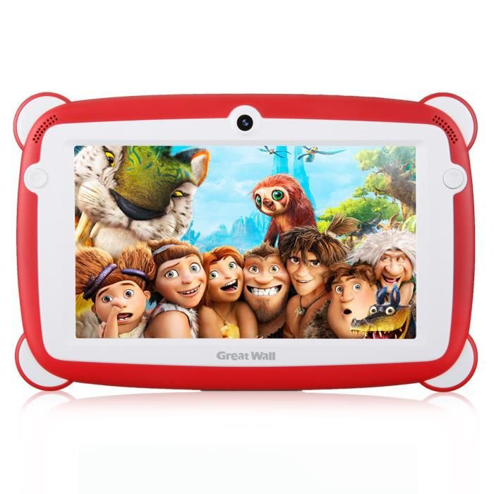 TABLETTE TACTILE Tablette Tactile Great Wall K701 7 Pouces 1024*600
