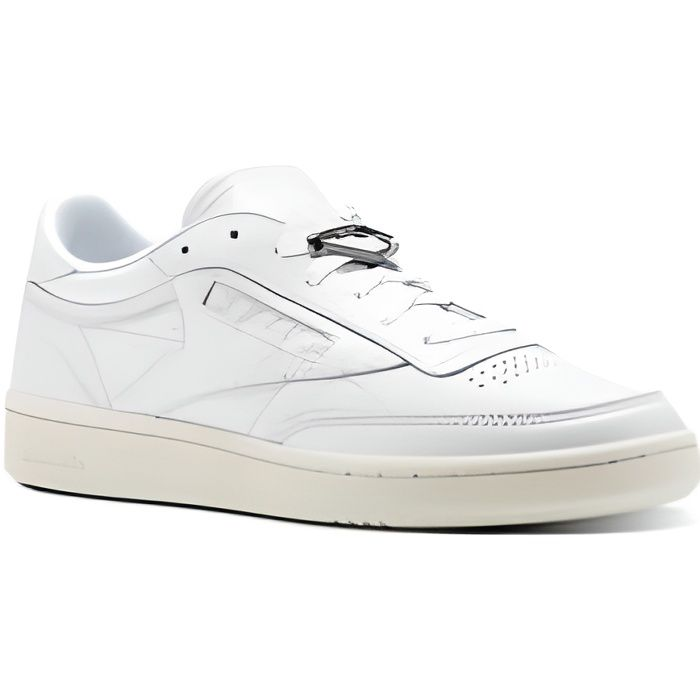 Couleur Reebok Club Age 85 Hrdware C Basket Bs9595 Adulte O8xqwgd7