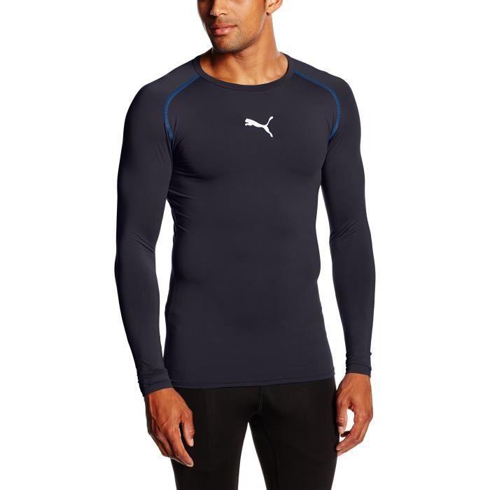 Puma Compression T shirt à manches longues usure du corps de football 3XIM8I Taille 34