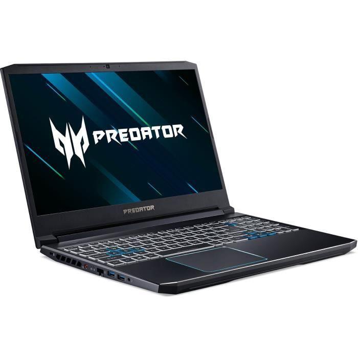 ORDINATEUR PORTABLE PC Portable Gamer - ACER Predator HELIOS 300 - 15,