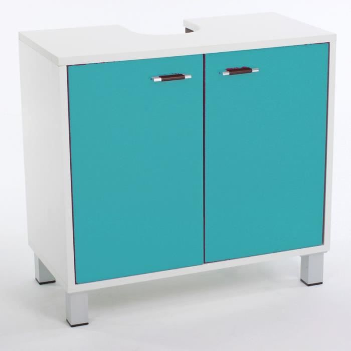 paris prix meuble sous lavabo gloss turquoise achat vente meuble vasque plan paris. Black Bedroom Furniture Sets. Home Design Ideas