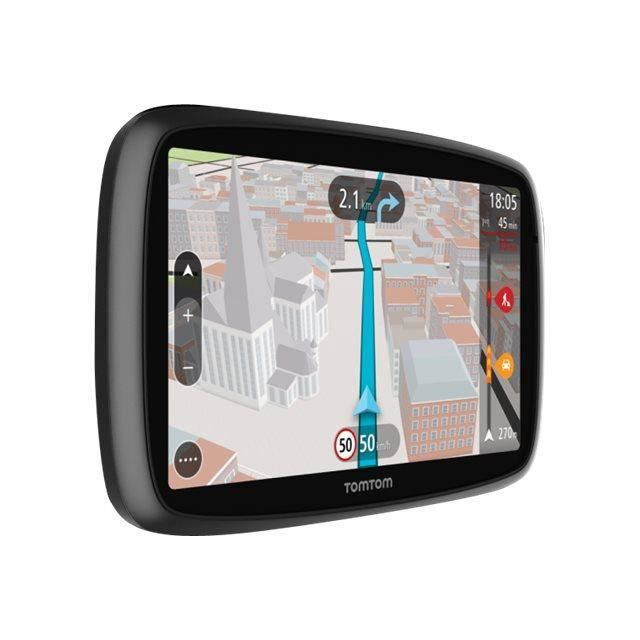 tomtom gps go 610 cartographie et trafic vie 6 achat vente gps auto tomtom gps go 610 6. Black Bedroom Furniture Sets. Home Design Ideas