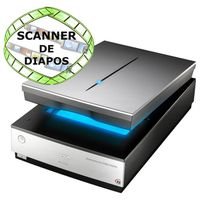 Scanner Diapos et N�gatifs EPSON PERFECTION V700 GRIS