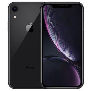 SMARTPHONE Apple iPhone Xr Smartphone 64Go Neuf Noir