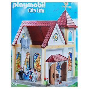 POUPÉE Poupee EL34A 5053 city life - église de mariage