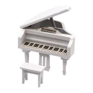 Kalaok Piano Pedal Extender Banc pour Enfants R/églable Hauteur avec 3 P/édales Enfants Piano Enseignement Aide Accessoire