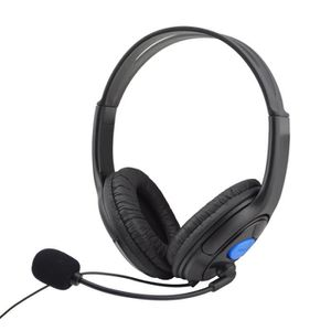 CASQUE AVEC MICROPHONE Wired Gaming Headset Casque avec microphone pour S