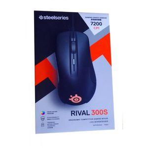 SOURIS Souris qualité-RIVAL 300S SteelSeries Rival 300 Ri