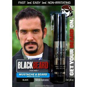 POCHOIR COLORATION POIL Blackbeard Mens Pinceau sur Couleur - Noir